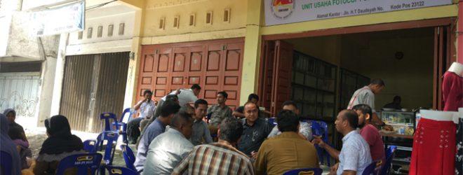 Grand Opening Unit Usaha Fotocopy dan PPOB BUMG Hareukat Aneuk Nanggro Gampong Peunayong