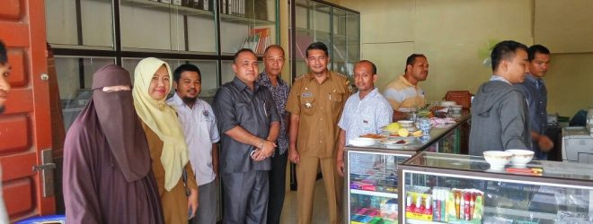 Grand Opening Unit Usaha BUMG Hareukat Aneuk Nanggro Gampong Peunayong (tanggal 06 Nopember 2017)